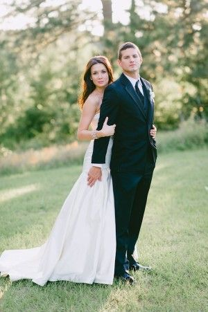 Love this pose  Elegant Grey and White Wedding by Myrtle Beach Photographer Pasha Belman Photography 9