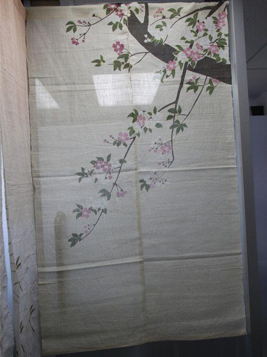 Japanese Style Door Curtain