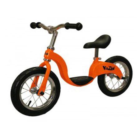 Orange Balanscykel Kazam
