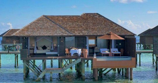 Maldives Deluxe Water Villas - Maldives Accommodation