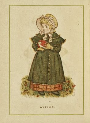 67 best Kate Greenaway coloring~prints images on Pinterest | Baby ...