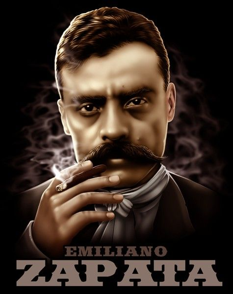 17 best images about mexican flag on pinterest san for Emiliano zapata tattoo