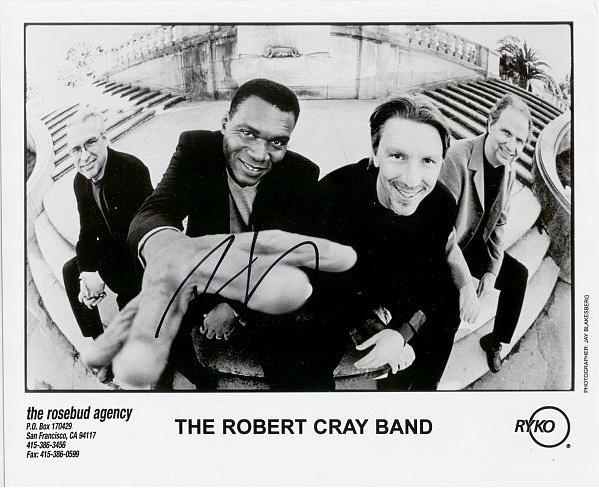 Robert Cray - The Robert Cray Band 6, $10.00 (http://shop.robertcray.com/the-robert-cray-band-6/)