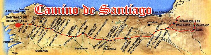 Seattle to Santiago. [Hilarious blog about the Camino.]