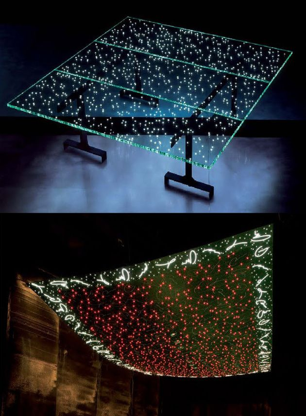 Unusual Led Light Designs For Home