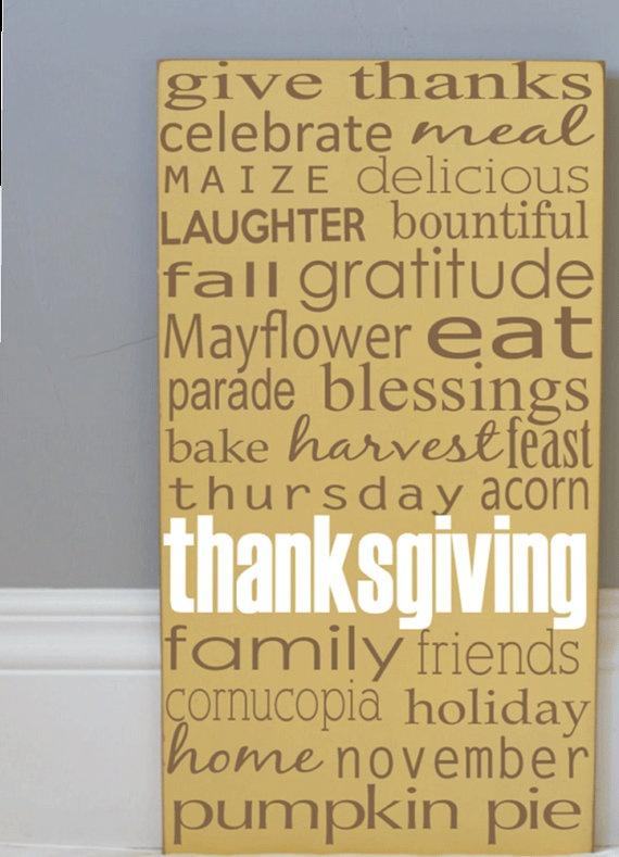 thanksgivingThanksgiving Fal, Thanksgiving Signs, Vinyls Crafts, Subway Signs, Subway Art, Words Art, Art Posters, Thanksgiving Subway, Happy Heart