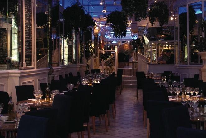 Italian Restaurant Bristol — San Carlo
