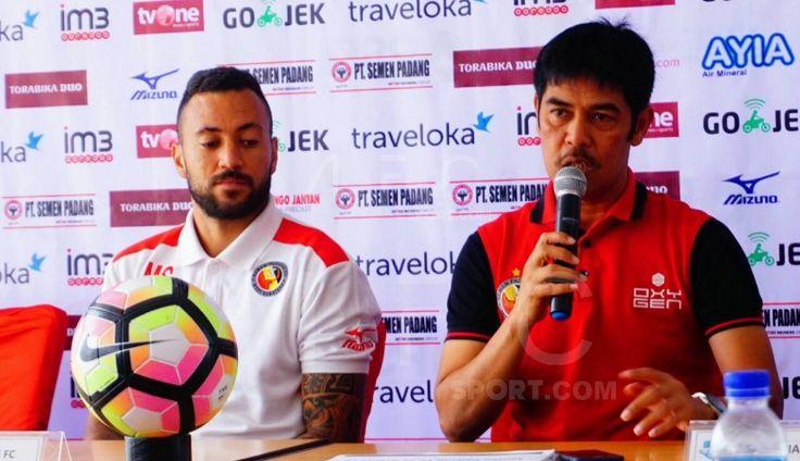 Teringat Kekalahan di Piala Preaiden, Marcel Ingin Bawa Semen Padang Menang