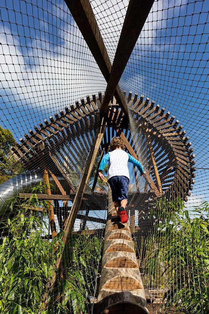 Ian Potter Children's WILD PLAY by ASPECT Studios « Landscape Architecture Works   Landezine