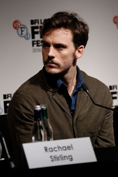 Sam Claflin Photos Photos - Actor Sam Claflin attends 'Their Finest' press conference during the 60th BFI London Film Festival at The Mayfair Hotel on October 13, 2016 in London, England. - 'Their Finest' - Press Conference - 60th BFI London Film Festival