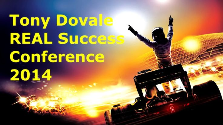 Tony Tovale Expert Author Keynote Business Speaker REAL Success Formula WON