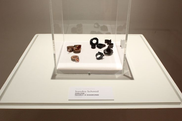 Designs on display at The Dowse Art Museum, Lower Hutt, New Zealand