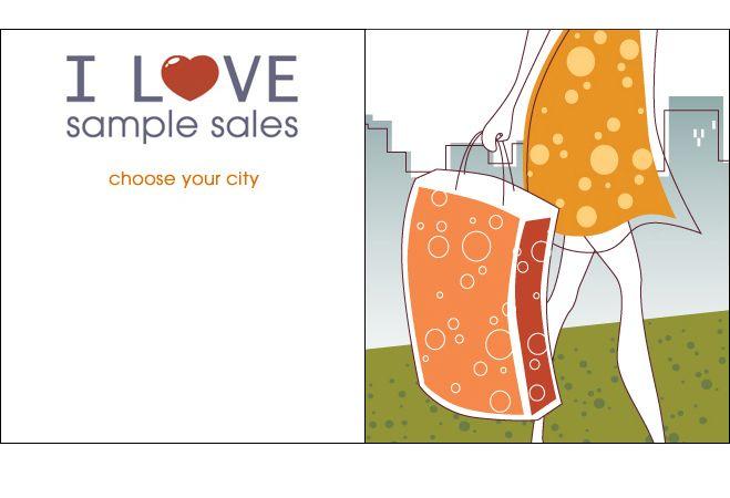 Lists major label sample sales including: New York Sample Sale (NYC), Vancouver Sample Sale, Toronto Sample Sale, Montreal Sample Sale, Calgary Sample Sale. I Love Sample Sales and Diesel Sample Sale online.