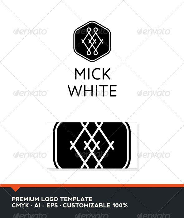 on 3 letter monogram template clothing