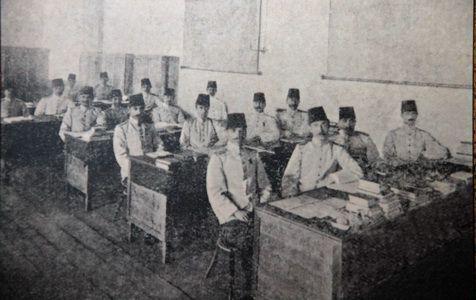Kara Harp Okulu Atatürkün sınıf arkadaşları
