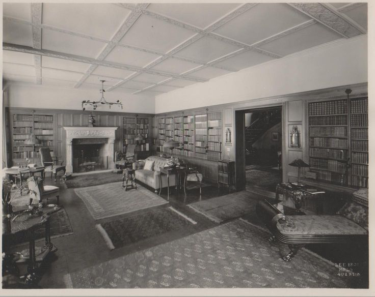 This Is The Christian Mansions Living Room Prior To Its Conversion A Museum In From Hennepin History Collection