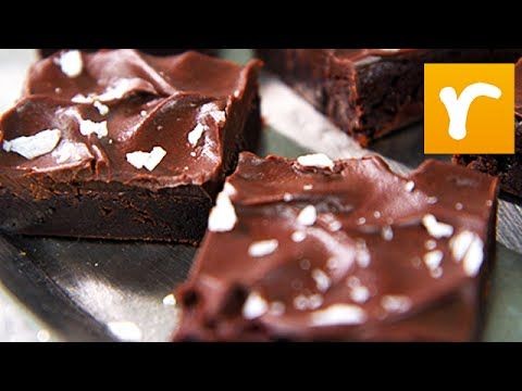 Mitt kök: Roy Fares bjuder på amerikansk kladdkaka - TV4 - YouTube