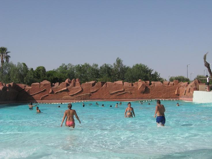 Oasiria Aquapark Aquaparks Marrakech Pinterest