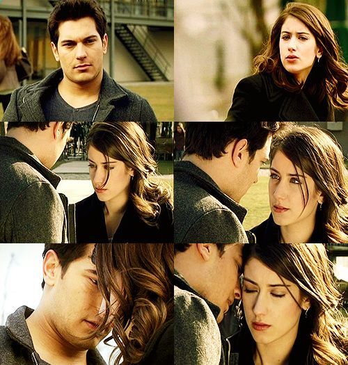 This one is the best moment in the whole show ...i just loved it  when emir told feriha that she only belongs to him......