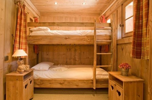 Like the bunk beds :)