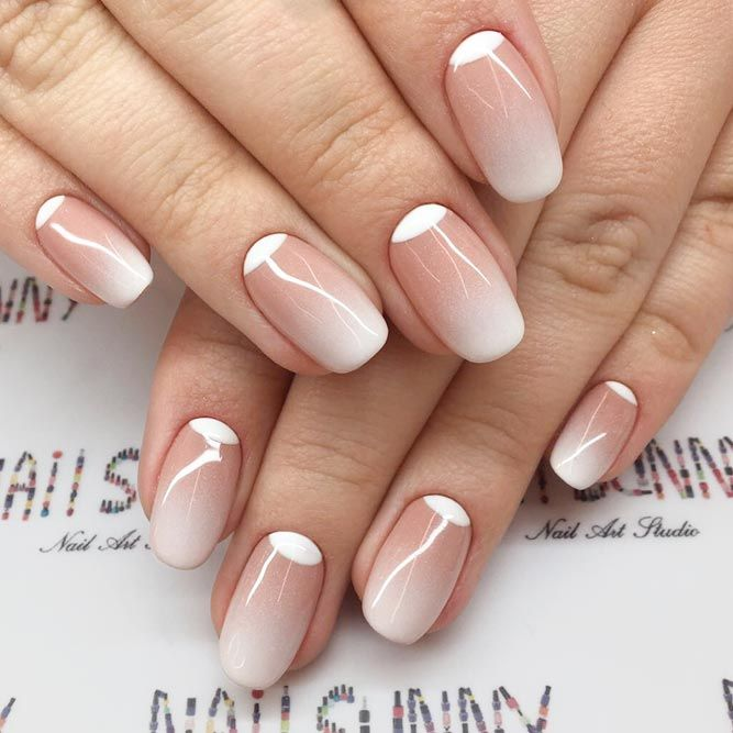 Manis That Will Make You Adore Squoval Nails ★ See more: https://naildesignsjournal.com/squoval-nails-adorable-manis/ #nails