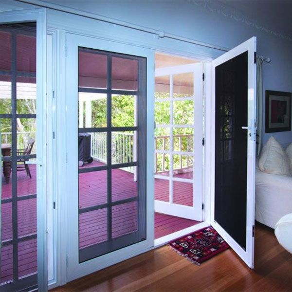 French Windows Security : Best screens for french doors ideas on pinterest