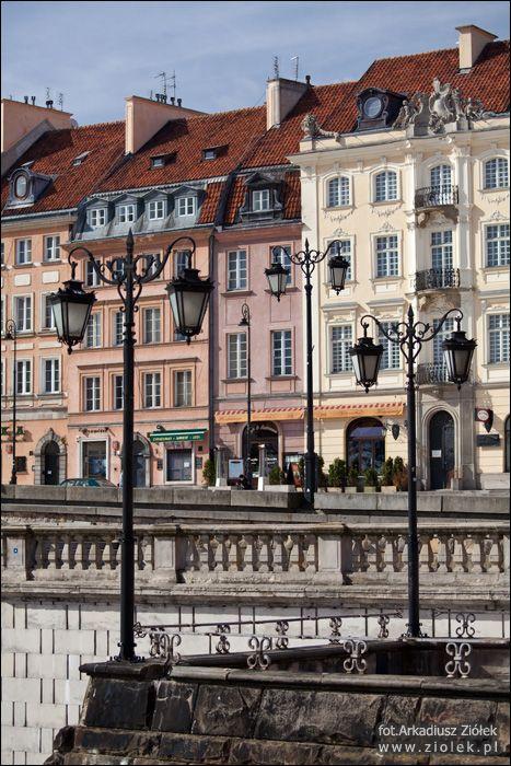 Stare Miasto, Warszawa (Warsaw), autor Arkadiusz Ziółek