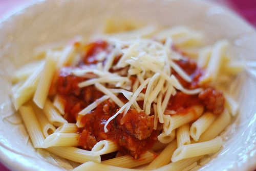 italian: Italian Food, Olives Oils, Girly Things, Meat Sauces, Favorit Food, Weeknight Pasta, Bologn Sauces, Weeknight Dinners, Eating Pasta