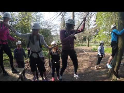 High Ropes in Harrogate and the Yorkshire Dales - Live For Today