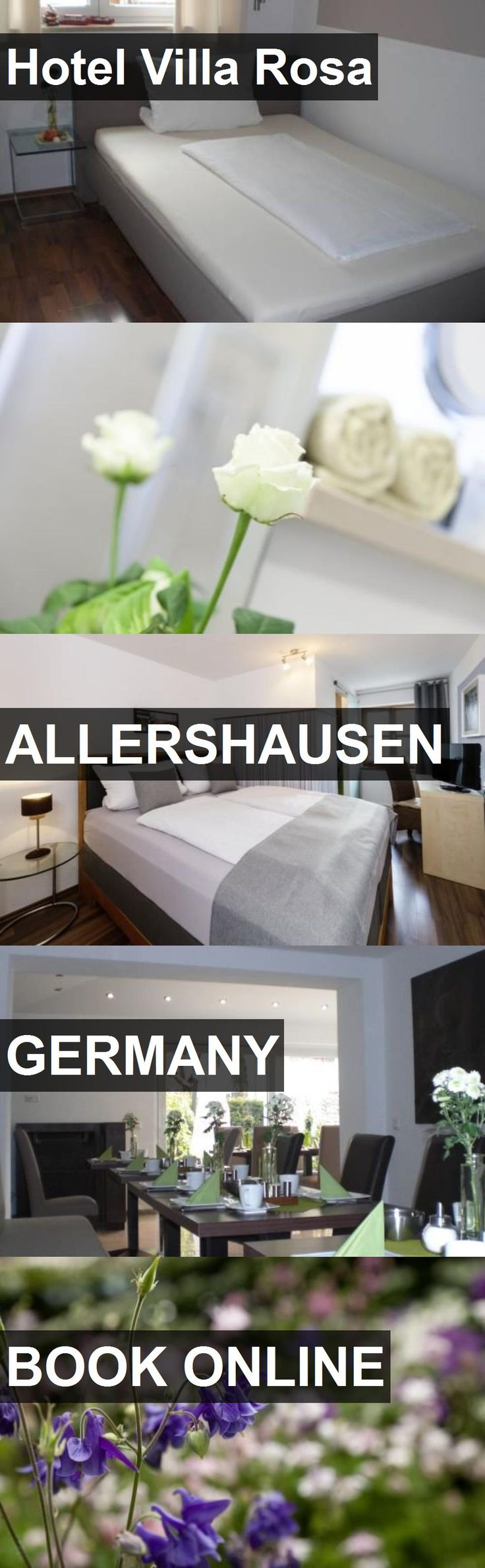 Hotel Villa Rosa in Allershausen, Germany. For more information, photos, reviews and best prices please follow the link. #Germany #Allershausen #travel #vacation #hotel
