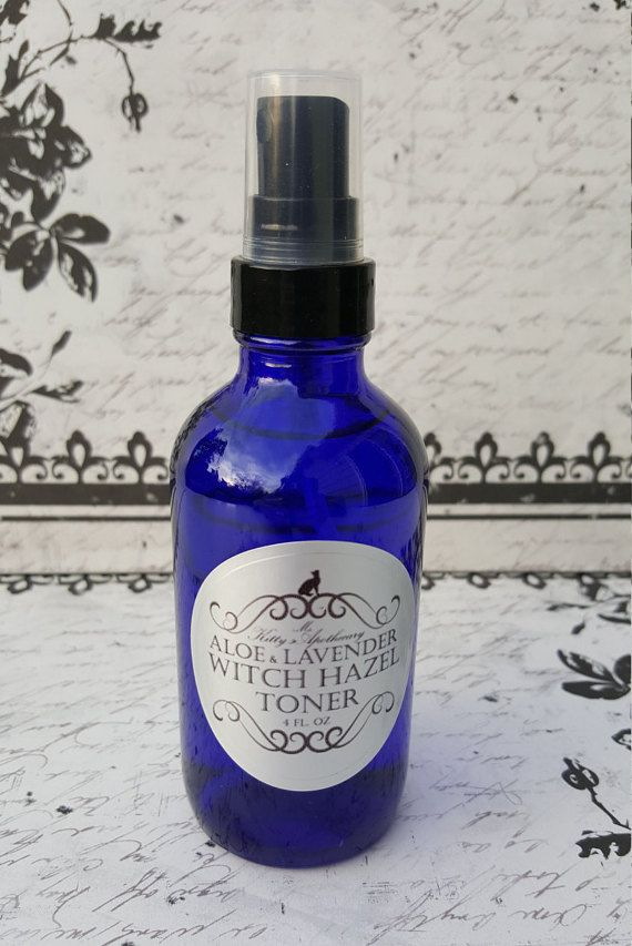 Face   Toner   Astringent Herbal   Witch Hazel & Aloe Softening   Calming   Reduce Redness   Improve Clarity   Cleanse   Hydrate