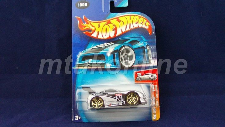 HOTWHEELS 2004 FIRST EDITIONS | TOONED TOYOTA SUPRA | 8/100 | B3559