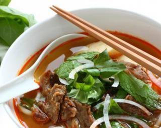 Bo Bun minceur ultra facile version street food