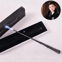 Chaude Cho Chang Baguette Magique/Harry Potter Baguette Magique/Noir Cadeau Boîte D'emballage/LED Lumière Clignotant