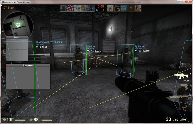 telecharge cs go wallhack