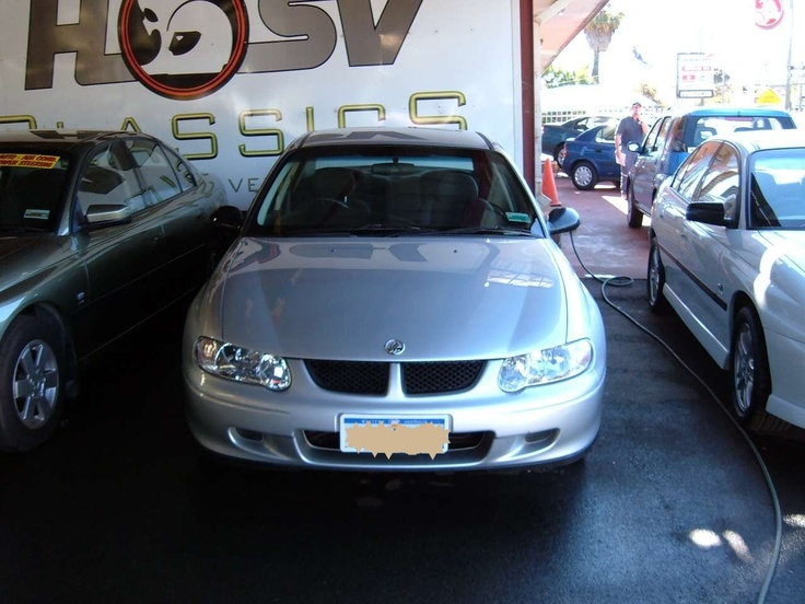 2001 3.8l V6 VX Holden Commodore