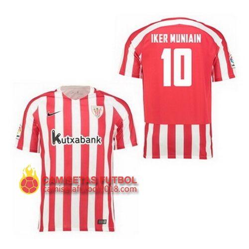 Primera camiseta IKER MUNIAIN del Athletic Bilbao 2016 2017