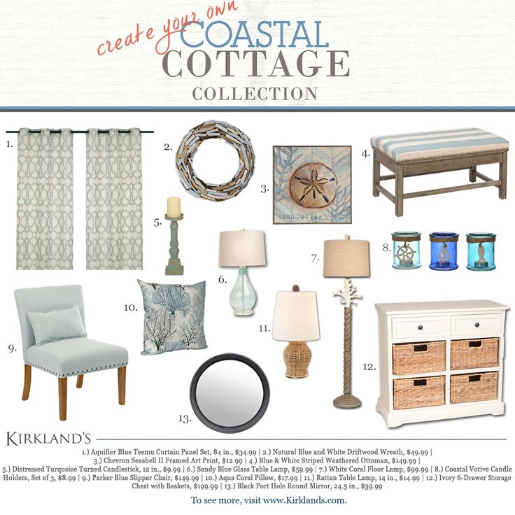 Bring The Beach Home With Our Coastal Cottage Collection! Shop Our Wide  Selection Of Beach