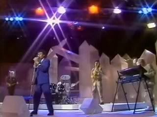 1986 Eurovision UK Entry (No. 7) Runner In The Night - Ryder. 'Runner In The Night', written by Maureen Darbyshire and composed by Brian Wade, was the United Kingdom's entry at the Eurovision Song Contest 1986, performed by the sextet Ryder, led by Maynard Williams. Ryder won the right to perform at Bergen by winning the UK national final... https://en.wikipedia.org/wiki/Runner_in_the_Night