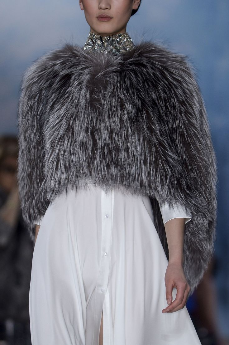 Valentin Yudashkin at Paris Fashion Week Fall 2013