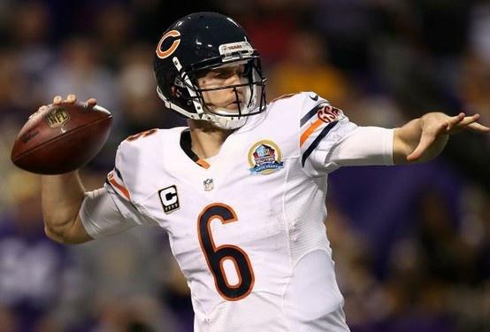 Jay Cutler  # 6 QB Chicago Bears   College:Vanderbilt