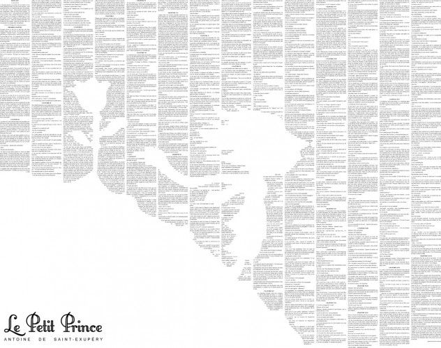 Spineless Classics (a book in a single poster) Le-Petit-Prince