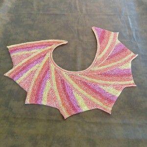 Tunisian WIngpan - free pattern Tunisian Crochet!