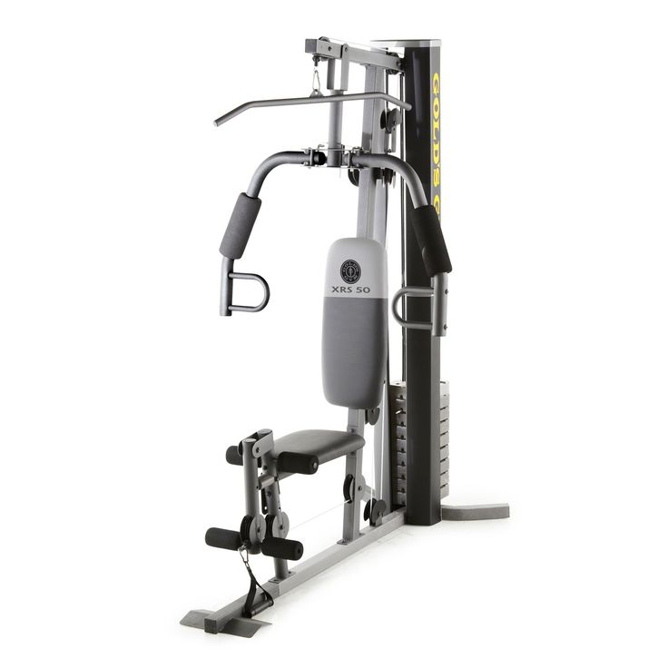 Gold's Gym XRS 50 Home Gym - GGSY24613