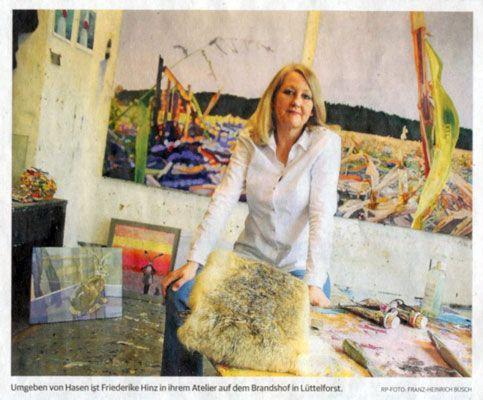 Rheinische Post: Wo im Hintergrund der Hase rauscht