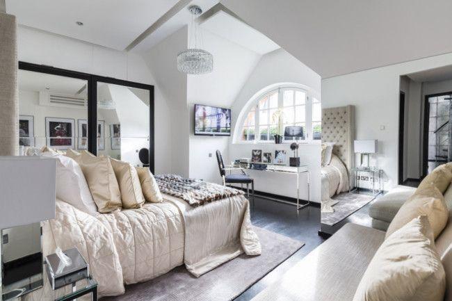 Inside Alexander McQueen's former London penthouse - Vogue Living