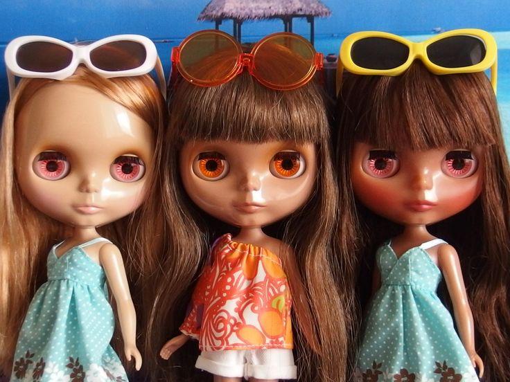 こんがり肌3人娘★パイナップル&ヘザー&サンシャイン - ★Lovely Blythe★