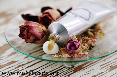 MishaBeauty - DIY kosmetika: Liftingový BB cream