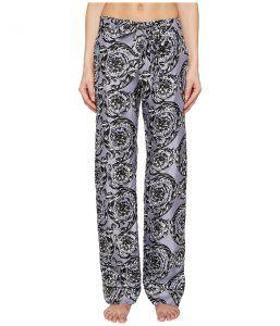 Versace Pigiama Pantalone Pajama Pants (Lilac) Women's Pajama