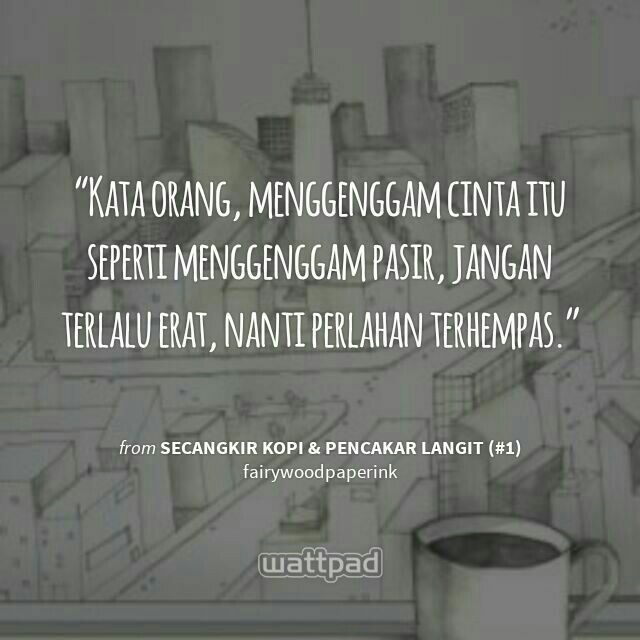 #wattpad #indonesia #quotes #skdpl #fairywoodpaperink
